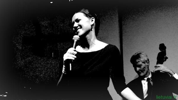Džiazo vakaras su Viktorija Gečyte ir Julien Coriatt Orchestra Liuksemburge