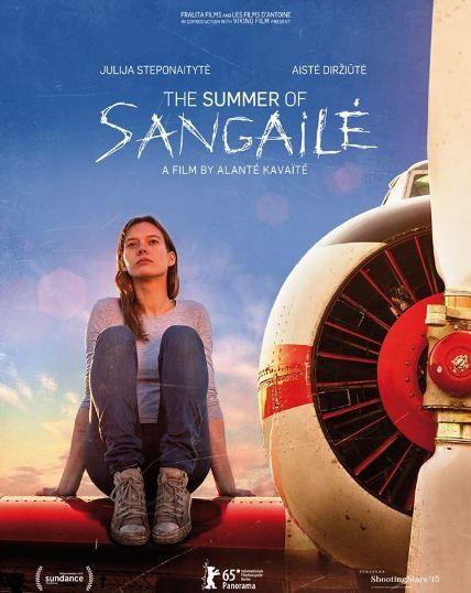 """Film """"The summer of Sangaile"""" à Nantes le 1er juin"""