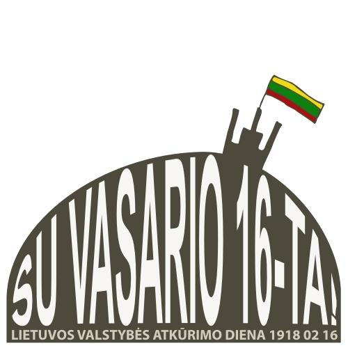 VASARIO 16-OSIOS ŠVENTĖ !