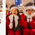 Lietuviški kalėdiniai nykštukų ir Kalėdų Senelio sveikinimai vaikams