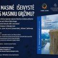 Kvietimas į ambasadoriaus prof. A. Eidinto knygos pristatymą